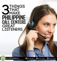 Here are the three features that enable #CallCenters in the #Philippines to collect, analyze, and act on customer insights.