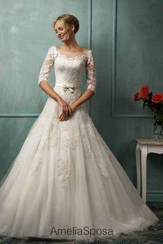 Este vestido Dontela de Amelia Sposa.