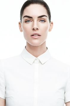 Chic, crisp white pieces for spring.