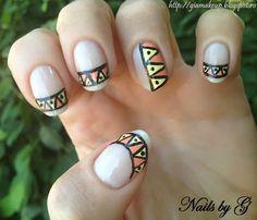 Makeup by G #nail #nails #nailart