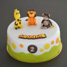 Gâteau savane bébé a