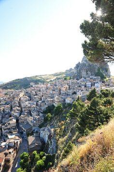 Caltabellotta, Sicily, Italy
