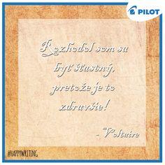 Uvažovali ste už nad novoročným predsavzatím? Toto nám znie rozumne! #happywriting #pilotpen