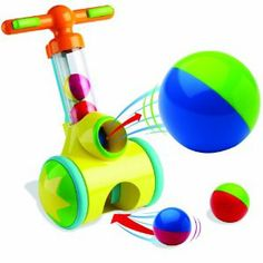 Tomy Play to Learn Pic N Pop Walker Toy: Amazon.co.uk: Toys & Games