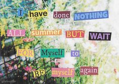 Pretty Words, Cool Words, Georgia O Keeffe, Maybe One Day, Quote Aesthetic, Vernon, Motivation, Wall Collage, Poster Wall