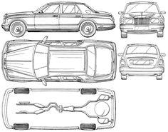 2003 Rolls-Royce Silver Seraph Sedan