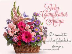Happy Birthday Message And Prayer ~ Feliz cumpleanos muchas bendiciones hoy y siempre. feliz