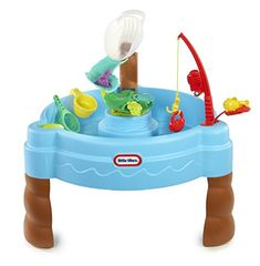 Little Tikes Fish 'n Splash Water Table. If need one this is cute!