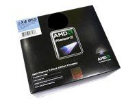 AMD PHENOM II X4 965 BLACK AM3 3.4GB 512KB 45NM 125W 4000MHZ BOX by AMD. $105.00. Phenom II X4 965 Black Edition. Save 19% Off!
