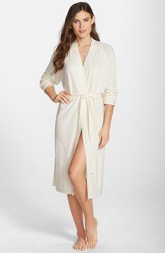 Joe s  Cara  Cashmere Robe... ...Available Colors  Ecru 89d5939b3