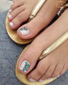Toe Nails, Nail Designs, Hair Beauty, Stylish, Makeup, Beautiful, Perfect Nails, Pretty Nails, Designer Nails