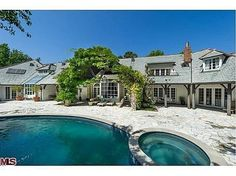 Kelsey Grammer's Failed Flip in Holmby Hills Back at $18MM.  Source: Curbed LA