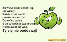My Pozytywni - Energia, Uśmiech, Humor Motto, Nasa, Fictional Characters, Mottos, Fantasy Characters