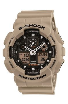 G-shock @Alex Jones Jones Ramirez I have never seen this color before!
