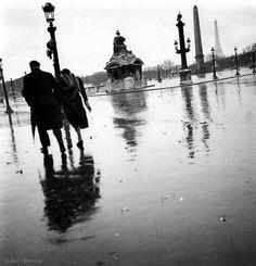 Robert Doisneau Place de la Concorde Paris 1938