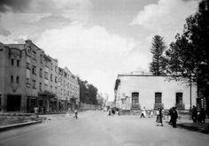 Conjunto Isabel, esquina Revolución y Martí, col. Tacubaya