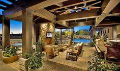 Outdoor living in Arizona