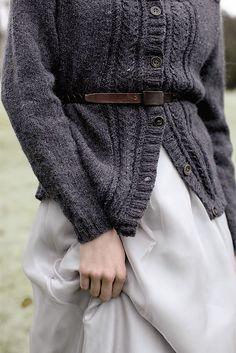 Beautiful! Frosty pattern by Sarah Hatton for Rowan 58