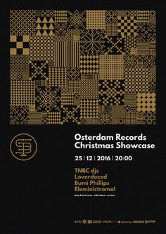 Osterdam Records Christmas Showcase 2016