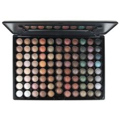 Blush Professional 88 Colour Hot Earth Eyeshadow Palette -- This is an Amazon Affiliate link. You can get additional details at the image link.