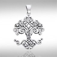 Cari Buziak Celtic Tree of Life pendant, GORGEOUS! The details of this womans work are superb