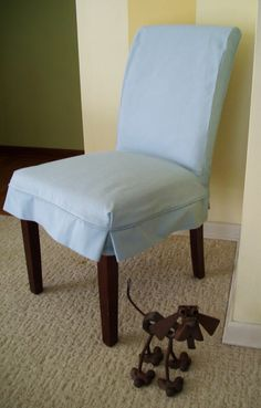 1000 Images About Dining Chair Slipcovers On Pinterest