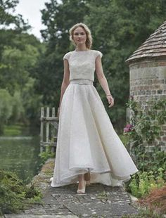 Stephanie Allin Love Letters bridal collection