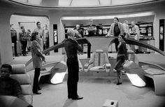 Star Trek TNG - Behind the scenes