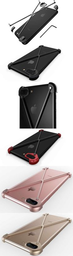 Aluminum Bumper Frame Case for iPhone 7/7 Plus