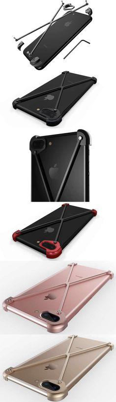 Aluminum Bumper Frame Case for iPhone 7/7 Plus