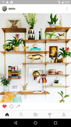 This Type Of Shelving Is Inexpensive, But Spray Paint Those Ugly Metal  Strips And Paint The Shelves Or Donu0027t. But You Could Adapt The Shelves To  Your Own ...