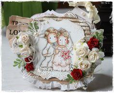 Bridal Tilda & Edwin
