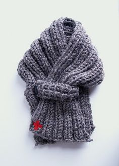 Made by M.: Een shawl voor de kleine man