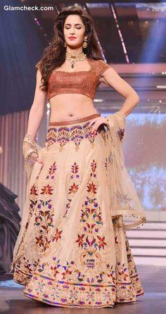Katrina Kaif - simple yet beautiful lengha