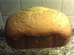 Pastel de limón (panificadora moulinex bread & home baguette), Receta Petitchef