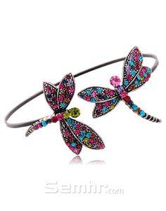 Dragonflies bracelet