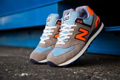 New Balance 2013 « Yacht pack » 574