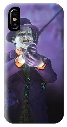 The Joker IPhone Case for Sale by Jeremy Guerin Toys Photography, Fine Art Photography, Tim Burton Batman, Epic Movie, Joker Art, Purple Backgrounds, Tag Art, Color Show, Presentation