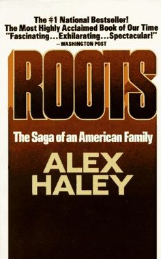 Root Mini-Series by Alex Haley 1977. The series introduced LeVar Burton in the role of Kunta Kinte.
