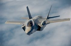German Air Force hints at preference for F-35