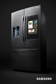 Home Room Design, Dream Home Design, Home Design Plans, Home Office Design, Interior Design Kitchen, House Design, Cool Kitchen Gadgets, Cool Kitchens, Kitchen Appliances Brands