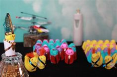 The Marshmallow Peep turned 60 this year. How strange to think the Pioneer Press Marshmallow Peeps Diorama Contest has been around for about a sixth of that time. Marshmallow Bunny, Peep Show, Diorama, Birth, Marriage, Candles, Marshmallows, Crafts, Minnesota