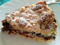 Sbriciolata++ricotta+e+nutella++ricetta+senza+glutine