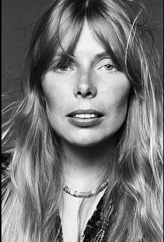 Joni Mitchell: One of the most influential singer/songwriters of the 60s and 70s, an original musical innovator.