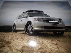 Lighting I'd like to add to the Hearse.  Ford Flex Lifestyle