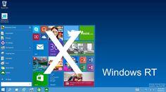 NO Windows 10 per RT