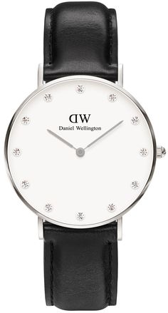 Daniel Wellington 'Classy Winchester' Crystal Index NATO Strap Watch, Daniel Wellington Band, Daniel Wellington Damen, Winchester, Nato Strap, Stylish Watches, Elegant Watches, Luxury Watches, Beautiful Watches, Jewerly