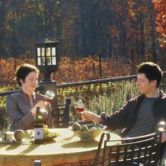 Carolina's Wine Country  Take a spirited trip through the vineyards of the Yadkin Valley.