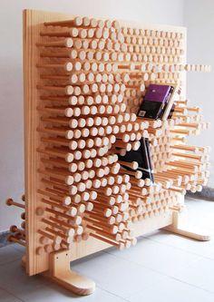 Una estantería que divierte a los niños » Blog del Diseño