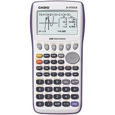 Casio Graphing Calculator